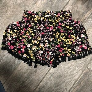 Ella Moss Girls Shorts New
